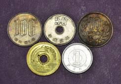 Набор Монет Японии