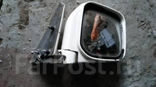 Зеркало заднего вида боковое. Mitsubishi Pajero