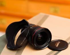Продам Canon EF 17-40 mm f/4.0 L USM. Для Canon, диаметр фильтра 77 мм
