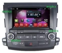 Штатная магнитола Mitsubishi Outlander Citroen KR 8007 HD Android