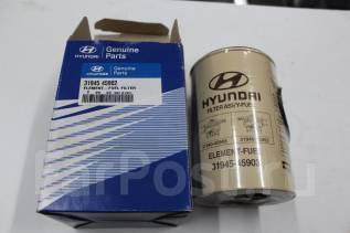 Фильтр топливный, сепаратор. Hyundai HD Hyundai HD65 Hyundai County Двигатель D4DD
