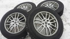 "Bridgestone FEID ""17 на зиме 225/65R17 Bridgestone DM-V1. 7.0x17 5x114.30 ET38 ЦО 73,0мм."