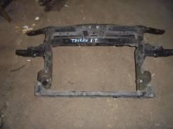 Рамка радиатора. Volkswagen Touran, 1T3