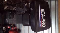 Sea-Pro. 25,00л.с., 2х тактный, бензин, нога S (381 мм), Год: 2010 год