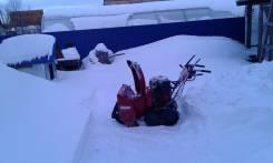 Honda. Снегоуборщик
