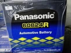 Panasonic. 45 А.ч., Прямая (правое), производство Япония