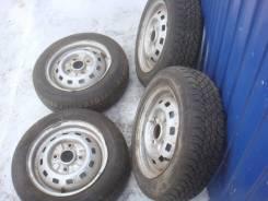 Колёса R13 Daewoo Matiz Chevrolet Spark 4x114.3 Dia: 69.1 мм. 4.5x13 4x114.30 ET45 ЦО 69,1мм.