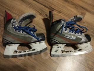 Коньки хоккейные. 34, 35, хоккейные коньки
