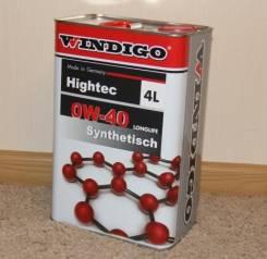 Windigo. Вязкость 0W-40, синтетическое