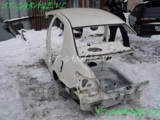 Задняя часть автомобиля. Toyota Belta, NCP96, SCP92, KSP92 Двигатели: 2NZFE, 2SZFE, 1KRFE
