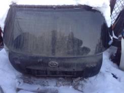 Дверь багажника. Toyota Corolla Runx