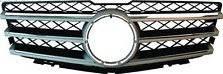 Решетка радиатора. Mercedes-Benz GLK-Class, X204