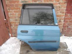 Дверь боковая. Mazda Demio, DW3W