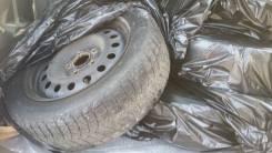Bridgestone Blizzak LM-60. Зимние, без шипов, 2012 год, износ: 50%, 4 шт