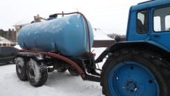 МТЗ 82. Продам Асенизаторную бочку для МТЗ, 8,70куб. м. Под заказ