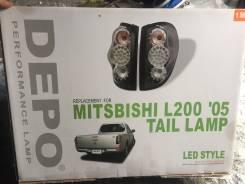 Стоп-сигнал. Mitsubishi L200, pickup