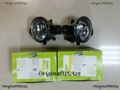 Фара противотуманная. Nissan Qashqai, J11, J10, J10E Nissan Dualis, KNJ10, KJ10, NJ10, J10, J11 Двигатель MR20DE