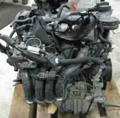 Двигатель. Skoda Fabia, 5J, 5J2, 5J5 Двигатель BTS