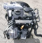 Двигатель. Skoda Roomster, 5J Двигатель BMS