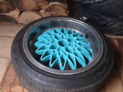 Колеса в сборе Exip r15, Bridgestone Potenza 165/55/15. 7.0x15 4x100.00 ET13 ЦО 58,1мм.
