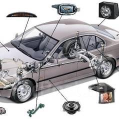 Установка сигнализации, иммобилайзеров, ремонт и демонтаж. Выезд!