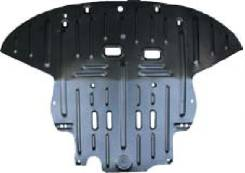 Защита двигателя. Nissan Bluebird Sylphy