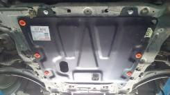 Защита двигателя. Nissan Qashqai