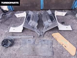Обшивка багажника. Suzuki Jimny, JB33W, JB43W Suzuki Jimny Wide, JB33W, JB43W Двигатели: G13B, M13A