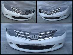 Бампер. Nissan Tiida, C11. Под заказ