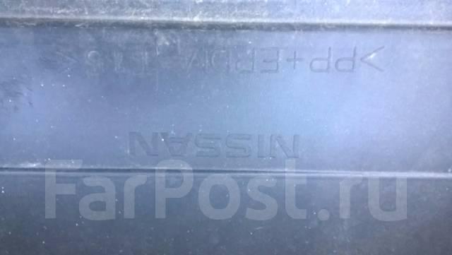 Порог пластиковый. Nissan Cima