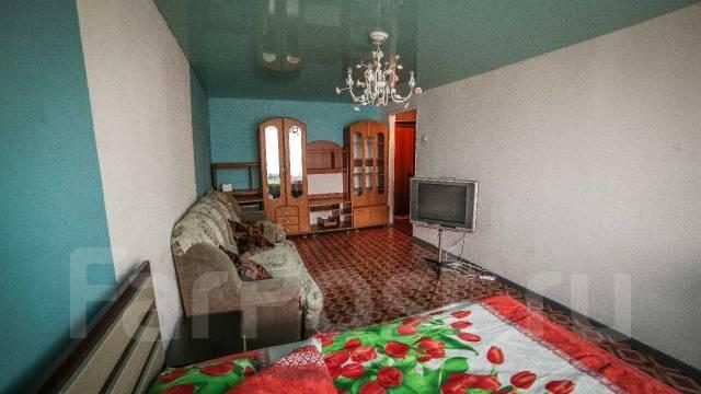 1-комнатная, шоссе Магистральное 43к2. привокзальный, 35 кв.м.