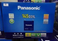 Panasonic. 115 А.ч., Обратная (левое), производство Япония