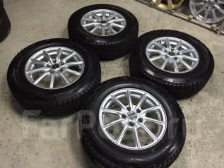 Bridgestone. 6.5x16, 5x114.30, ET38
