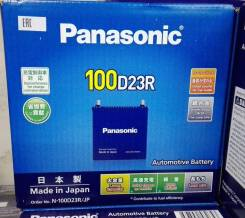 Panasonic. 75 А.ч., Прямая (правое), производство Япония