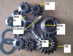 Редуктор. Nissan Diesel Двигатели: RF8, RF10, RE8, RE10