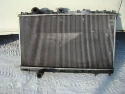 Радиатор охлаждения двигателя. Mitsubishi Lancer, CK2A Двигатель 4G15