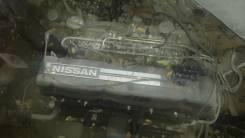 Двигатель в сборе. Nissan Skyline Двигатель L20E