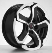 Red Wheel. 6.5x15, 5x114.30, ET40