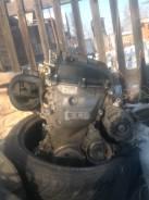 Двигатель. Toyota Vitz