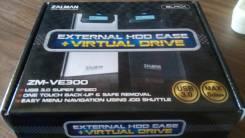 Внешние жесткие диски. 1 000 Гб, интерфейс SATA