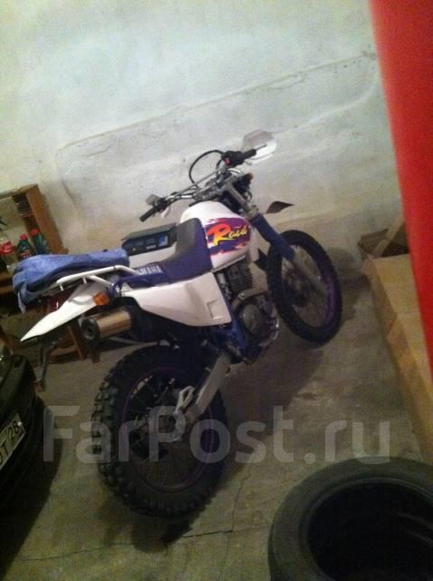 Продам ПТС на Yamaha TTR