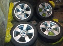 Advan sport 245/45-17 на BMW style 122. 8.0x17 5x120.00 ET43 ЦО 72,6мм.