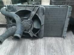 Корпус радиатора кондиционера. Лада 2110, 2110 Лада 2112, 2112