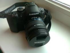 Samsung NX11 Kit. 5 - 5.9 Мп, зум: 5х