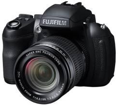 Fujifilm FinePix HS30EXR. 15 - 19.9 Мп, зум: 14х и более