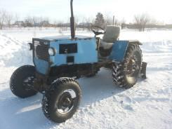 Самодельная модель. Трактор