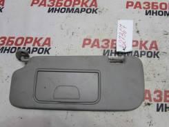 Козырек солнцезащитный (внутри) Chevrolet Captiva (C100)