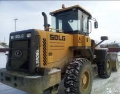 Sdlg LG936L. Фронтальный погрузчик sdlg 936L 2014 год, 3 000 кг.