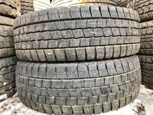 Dunlop SP LT. Зимние, без шипов, износ: 20%, 2 шт