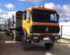 Beifang Benchi ND3250FJ. Седельный тягач 6х6, 12 000 куб. см., 25 000 кг.
